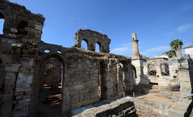 Asırlık cami 123 yıl sonra ibadete açılacak