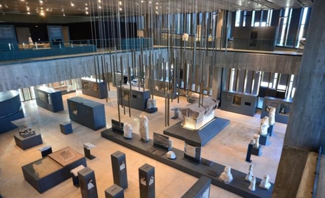 """Çanakkale Troya Müzesi ziyaretçilerini """"İlyada Destanı"""" ile karşılayacak"""