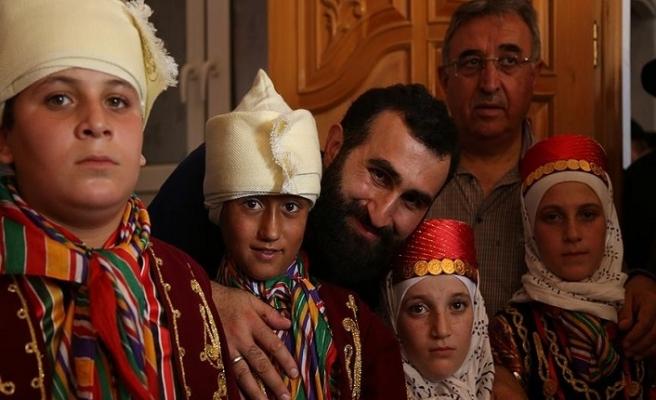 Diriliş Ertuğrul'un Abdurrahman Alp'i Suriye'de