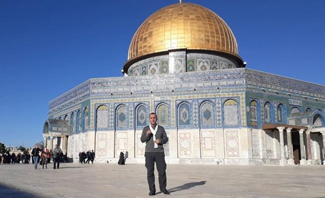 Eyüp Güzel, Kudüs ve Mescid-i Aksa'yı anlatacak