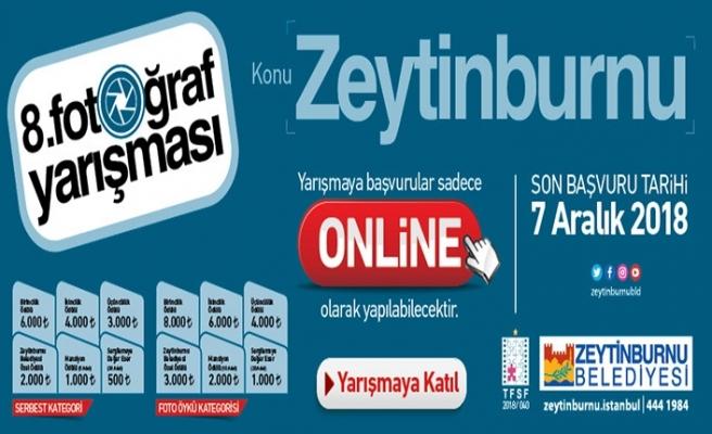 Geleneksel 8. Zeytinburnu Belediyesi Fotoğraf Yarışması