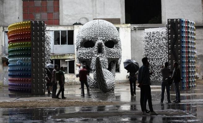 'Ölümsüzlük Odası' sanatseverlerle buluştu