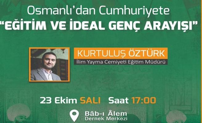 Bâb-ı Âlem'in aylık seminerleri devam ediyor