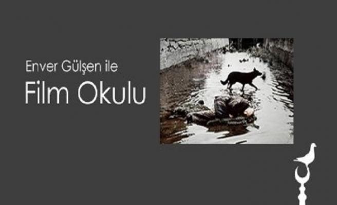 """""""Enver Gülşen ile Film Okulu"""" kayıtları devam ediyor"""