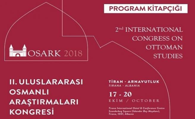 II. Uluslararası Osmanlı Araştırmaları Kongresi