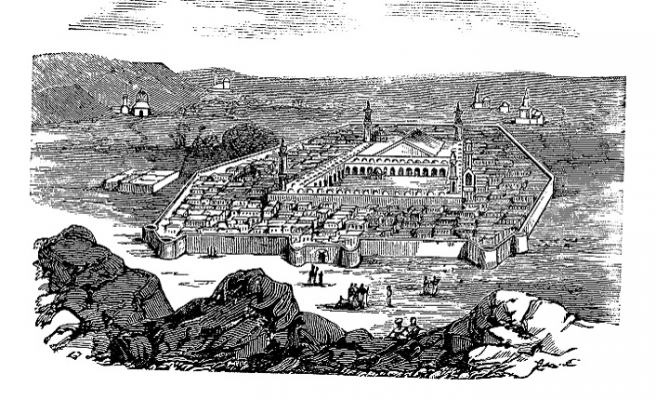 İslam dininin ilk vaiziydi Temîm ed-Dârî