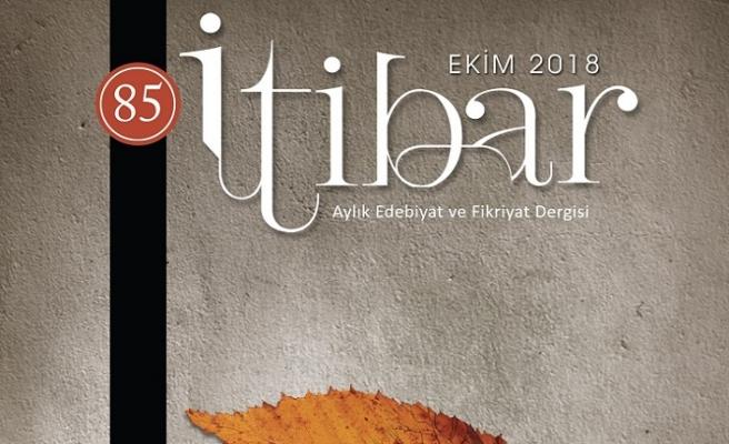 İtibar'ın Ekim sayısı çıktı