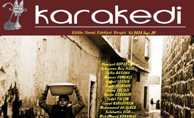 Karakedi dergisinin 20. sayısı çıktı
