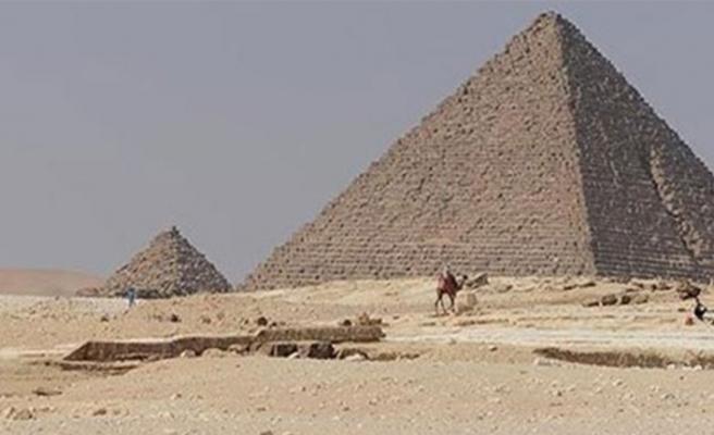 Mısır'da antik resimler keşfedildi