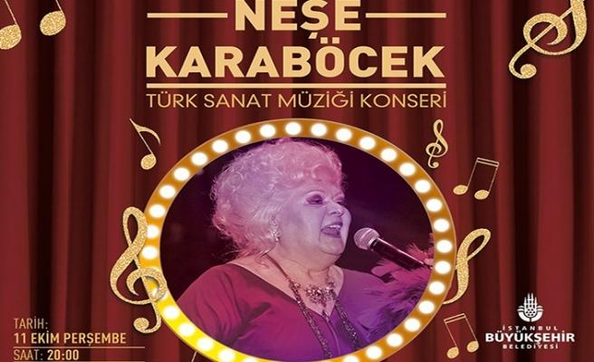 Neşe Karaböcek Türk Sanat Müziği Konseri