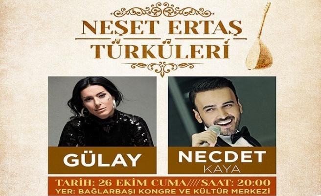 """""""Neşet Ertaş Türküleri """" etkinliği"""
