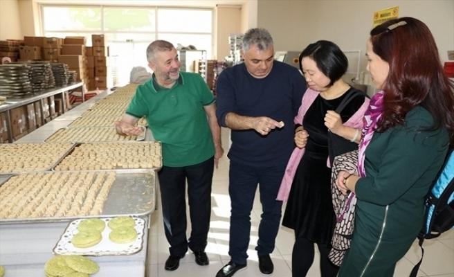 Osmanlı lezzetleri Çinlilerle buluşacak