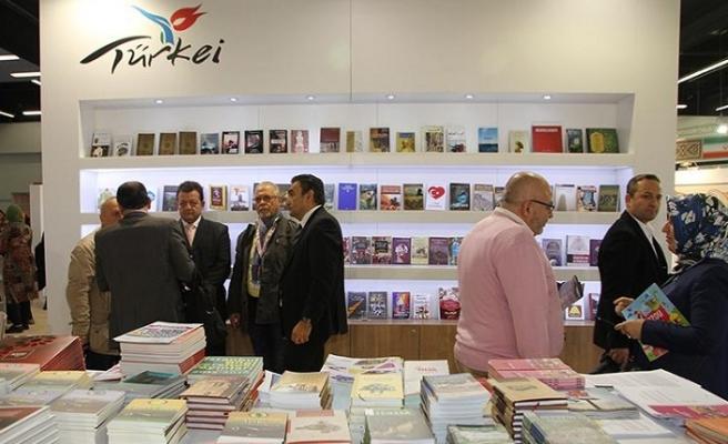 Türkiye'nin 'yayın çeşitliliği' Frankfurt Kitap Fuarı'na taşındı
