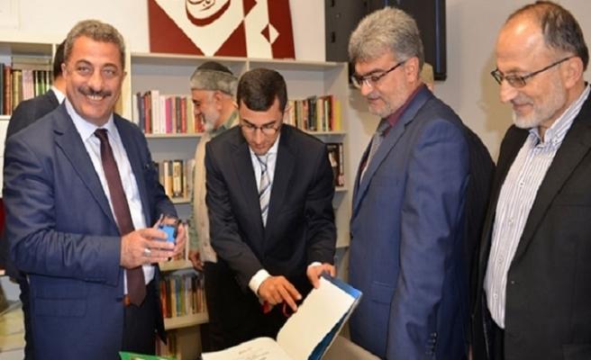 Yurtdışı Türkler ve Akraba Topluluklar Başkanlığı ilk kütüphanesini açtı