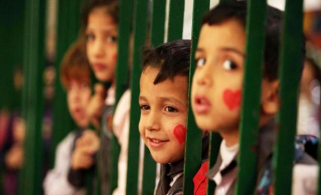 """""""2018 Dünya Çocuk Hakları Günü Türkiye Bildirisi"""" açıklandı"""