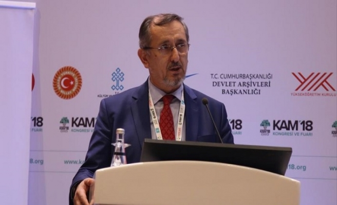 600 yıllık tarihi birikim Osmanlı arşivinde muhafaza ediliyor