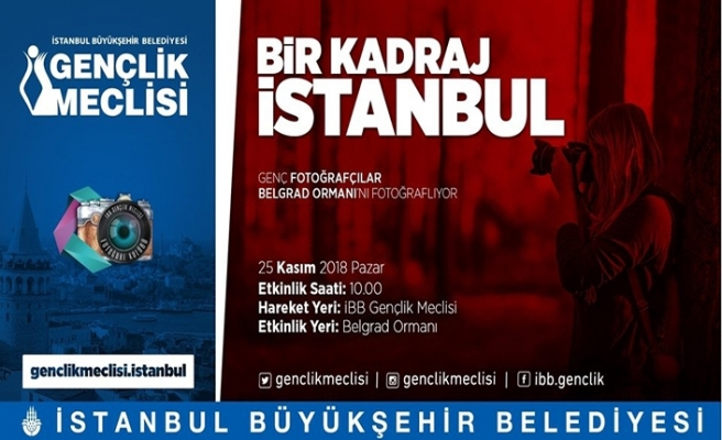 Bir kadraj İstanbul