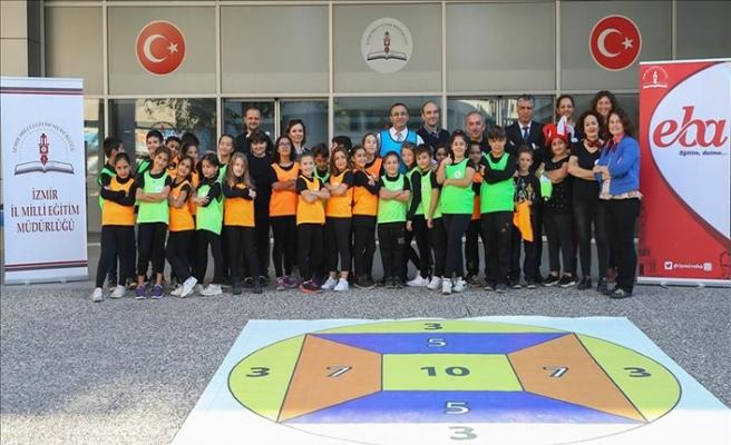 Geleneksel oyunlar çocuklarla Türkiye'ye yayılacak
