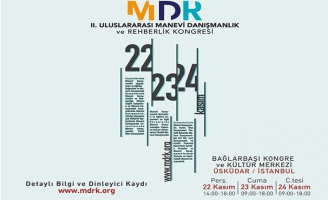 II. Uluslararası Manevi Danışmanlık ve Rehberlik Kongresi