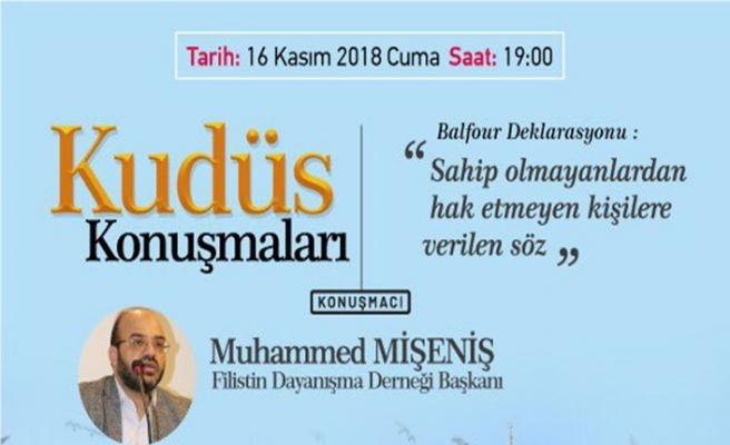 Kudüs Konuşmaları programı