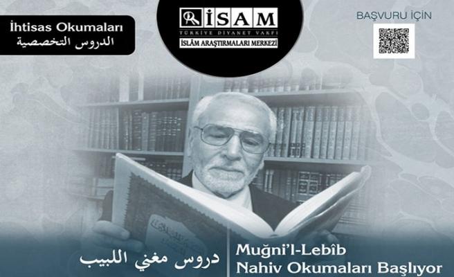 Muğni'l-Lebîb okumaları başlıyor