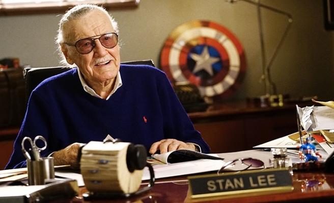Örümcek Adam'ın çizeri Stan Lee 95 yaşında öldü