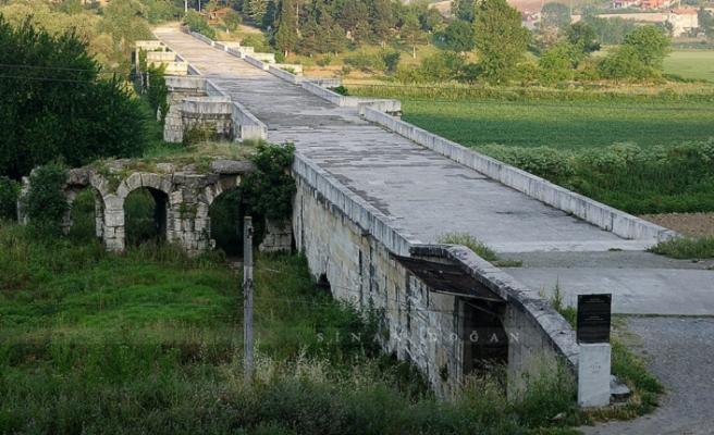 Sakarya'daki Justinianus Köprüsü arkeopark olacak