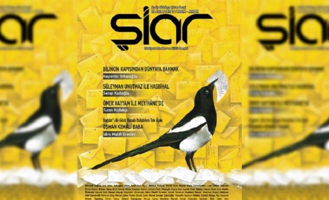 Şiar dergisinin 19. sayısı çıktı