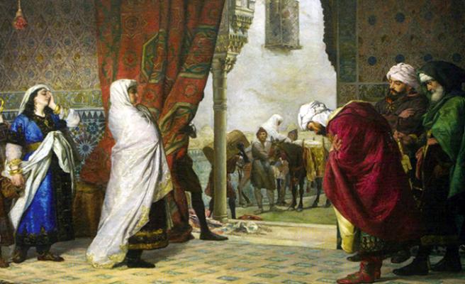 Son Endülüs halifesinin şaire kızı: Vellâde