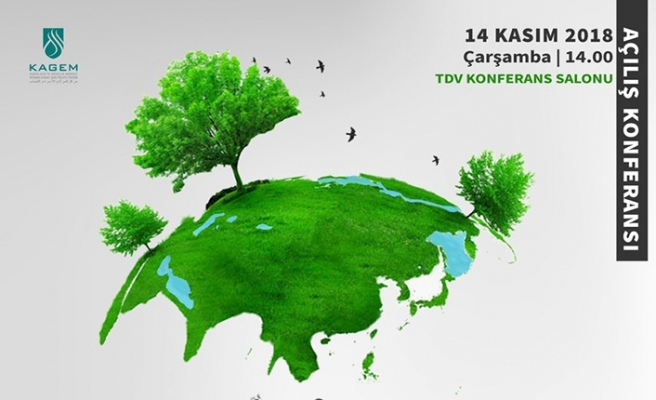 TDV KAGEM açılış konferansı