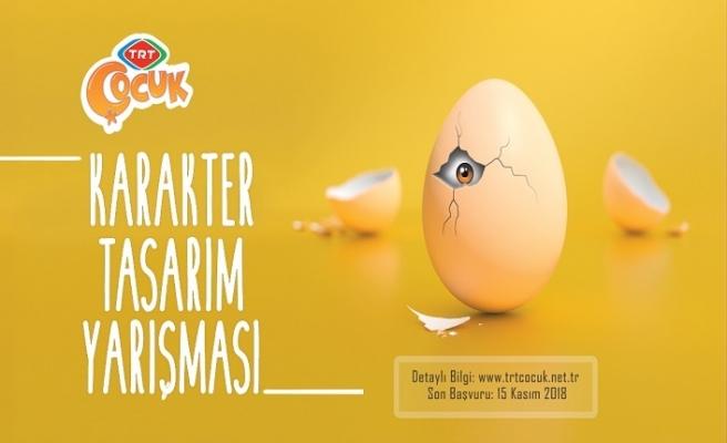 """""""TRT Çocuk Karakter Tasarım Yarışması""""na başvurular başladı"""