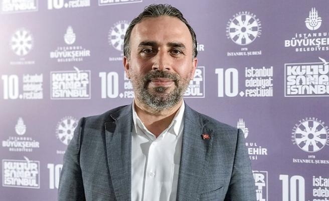 '10. İstanbul Edebiyat Festivali' zengin içerikle edebiyatseverlerin karşısına çıkacak'
