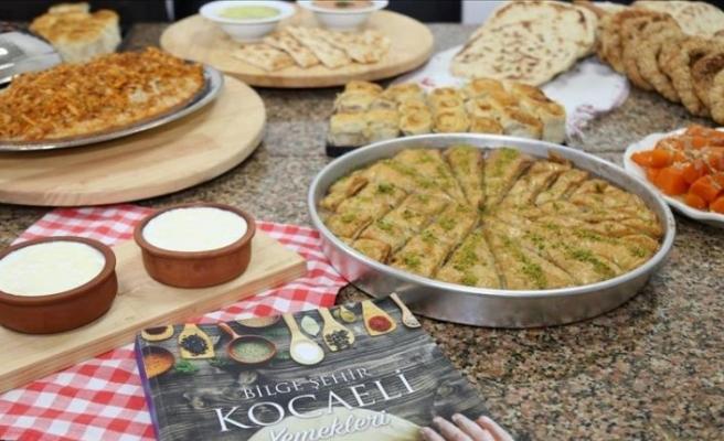 Asırlık yemekler 'sarayın kileri'nde öğretiliyor