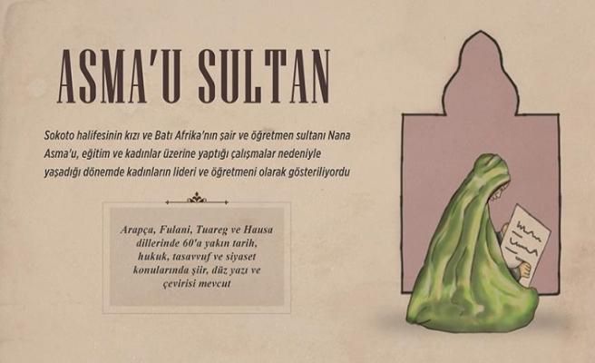 Batı Afrika'nın şair ve öğretmen kızı: Nana Asma'u Sultan
