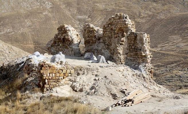 Bayburt Kalesi'nin tarihine ilişkin yeni bulgular elde edildi