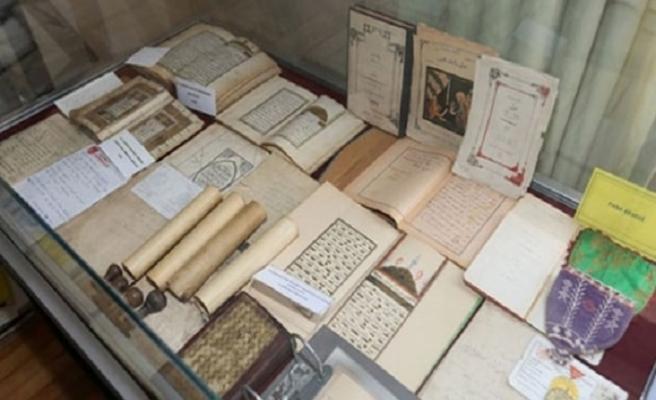Bolu ve Köroğlu'na ait Osmanlı belgeleri Bolu Kent Müzesinde