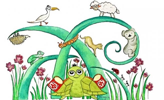 Çocuk medyası için alternatif bir çalışma: 'Kaplumbağa'nın Heybesi'