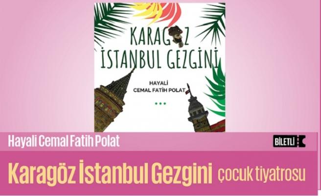 Çocuk Tiyatrosu: Karagöz İstanbul Gezgini, Tabu ve Yasak Meyve