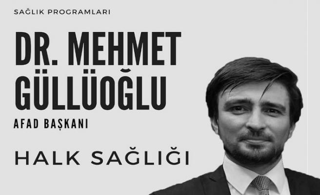 Dr. Mehmet Güllüoğlu ile Sağlık Programı