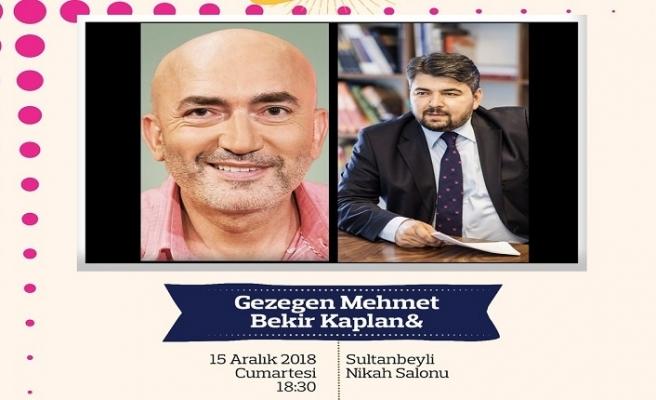 """""""Kültür ve Gençlik Buluşmaları"""" söyleşi etkinliği"""