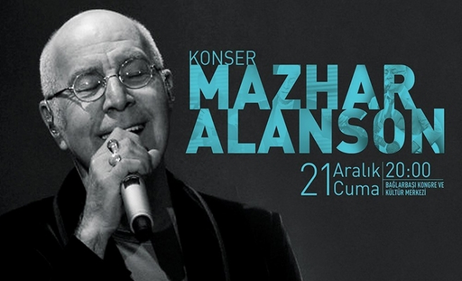 Mazhar Alanson konseri