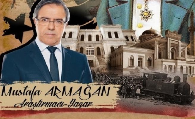 """Mustafa Armağan ile """"II. Abdulhamid Han"""" konulu semineri"""