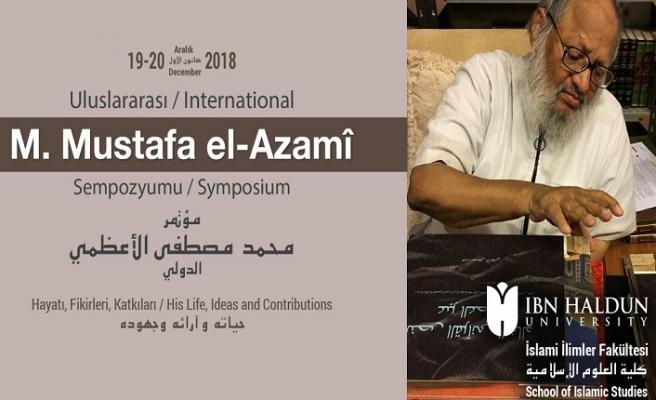 Mustafa el-Azamî Sempozyumu