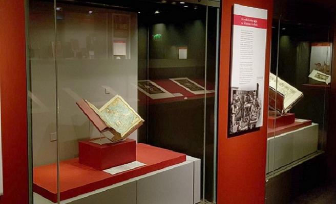"""Osmanlı'nın ilk eserlerinden """"Kitab-ı Cihannuma"""" restore edildi"""