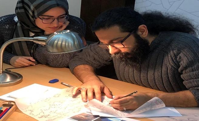 """Reza Hemmatirad ile ''Klasikten Çağdaşa Minyatür Atölyesi"""""""