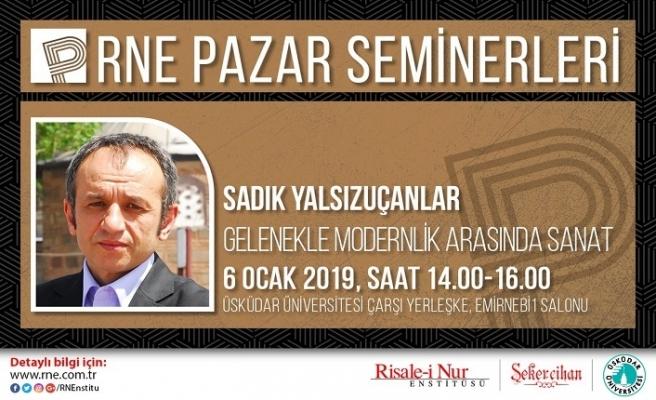 Risale-i Nur Enstitüsü Pazar seminerleri