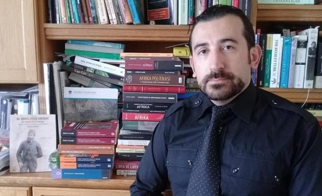 'Son Osmanlı diplomatının kabri FETÖ'nün elinde'