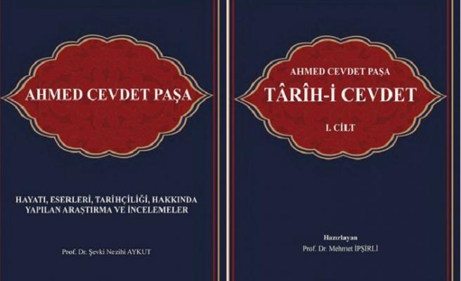 Türk Tarih Kurumu'ndan TÂRÎH-İ CEVDET