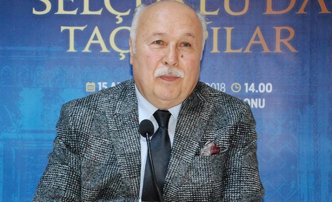 Yaşar Erdemir: İnce Minareli Medrese'nin taç kapısı Selçuklu Rönesans'ıdır