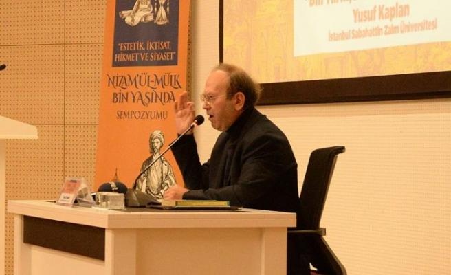 Yusuf Kaplan: Havzalar medeniyeti İslam medeniyetine özgüdür